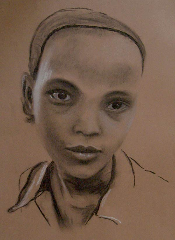 Helen Pakeman 'Brown Girl'