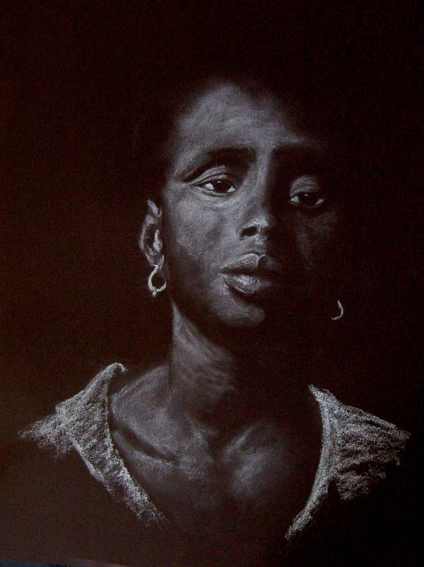 Helen Pakeman 'New Orleans Woman'