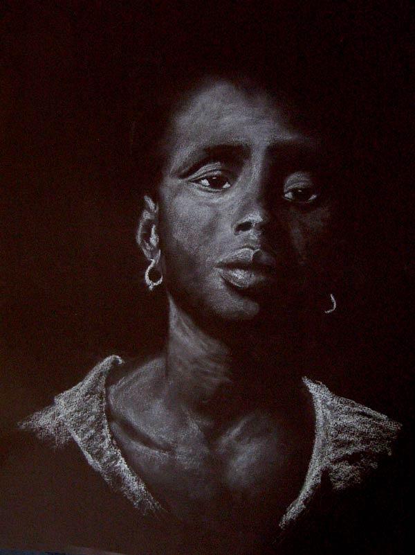 Helen Pakeman 'New Orleans Woman'