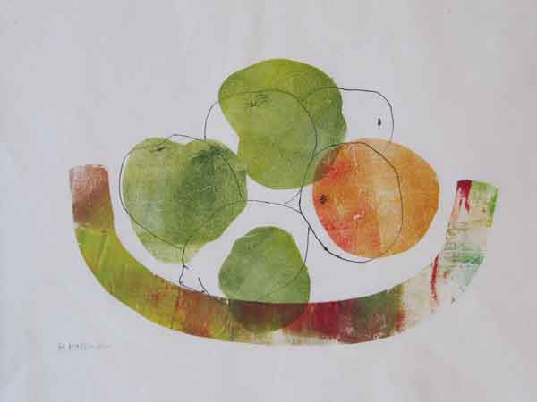 Helen Pakeman 'Fruit-bowl'