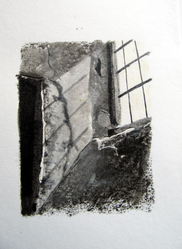 Helen Pakeman 'Cellar Window'