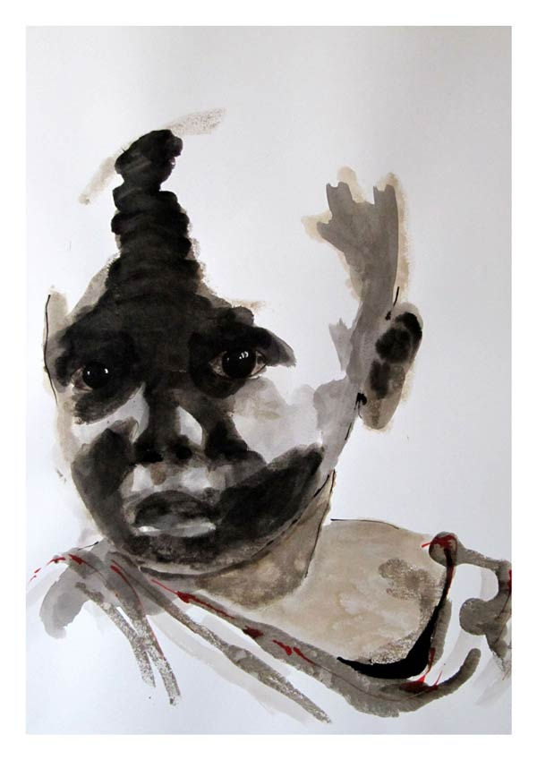 Helen Pakeman 'War Child'
