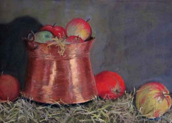 Helen Pakeman 'Still life with Copper Jug'