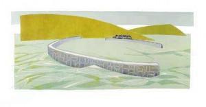 Laura-Boswell-linocut-artist-empty-harbour