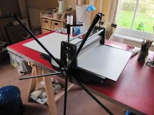 etching-press