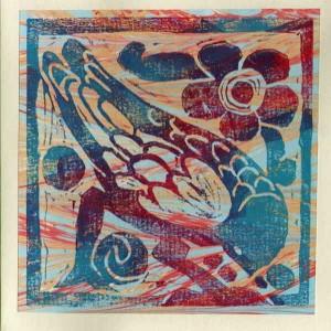 'Bluebird' card